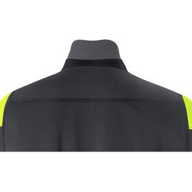 GORE WEAR C7 Windstopper - Veste Homme - jaune/noir